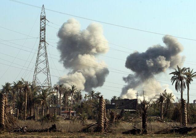 ABD- Irak- koalisyon