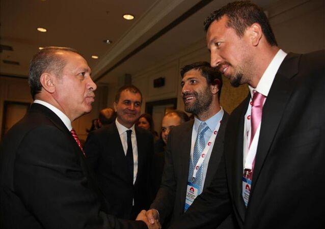 Hidayet Türkoğlu - Recep Tayyip Erdoğan