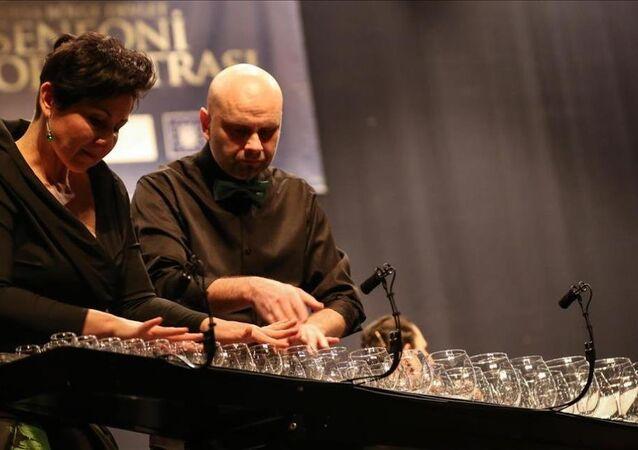'Dünyanın en ünlü cam ikilisi' ilk kez Türkiye'de