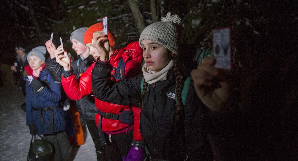 Danimarkalı gençler bir günlüğüne sığınmacı oldu: Tükendik