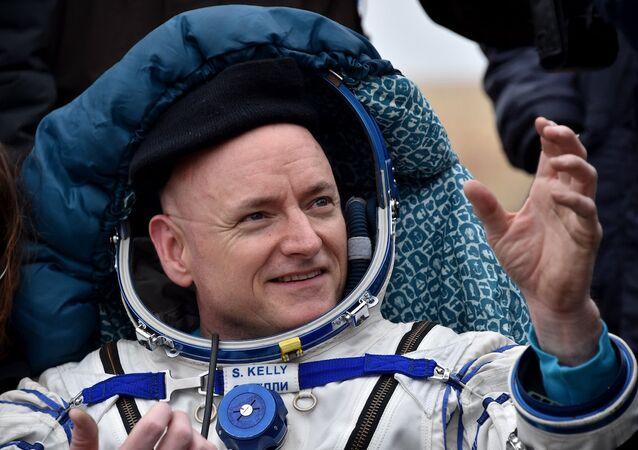 ABD'li astronot Scott Kelly