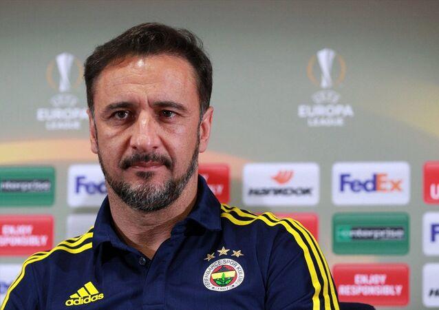 Fenerbahçe teknik direktörü Vitor Pereira