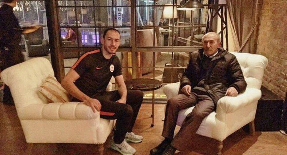 Ankara saldırısında yaşamını yitiren Galatasaraylı futbolcu Umut Bulut'un babası Kemal Bulut
