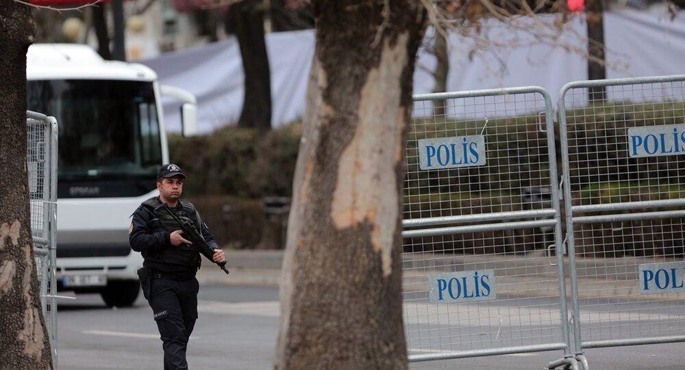 Ankara Kızılay'da patlama