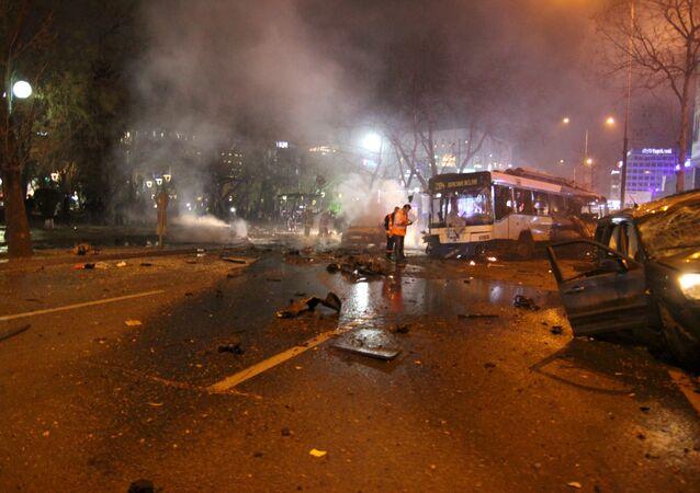 Ankara - Kızılay - Güvenpark saldırı