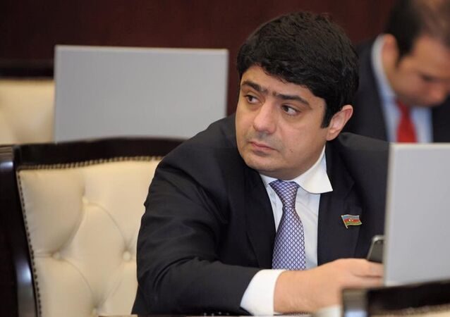 Azerbaycan eski milletvekili Aydın Abbasov