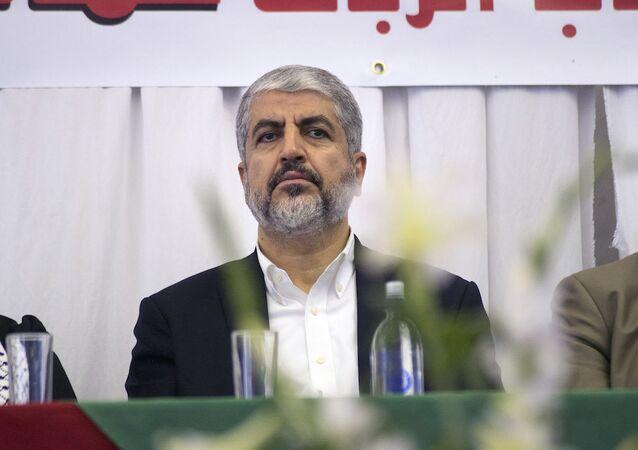 Hamas Siyasi Büro Başkanı Halid Meşal