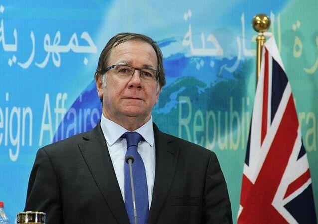 Yeni Zelanda Dışişleri Bakanı Murray McCully