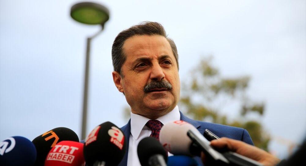 Gıda, Tarım ve Hayvancılık Bakanı Faruk Çelik, EXPO 2016 Antalya Ajansı'nın 40. Yönetim Kurulu Toplantısına katıldı. Çelik, toplantı öncesi gazetecilerin sorularını yanıtladı.