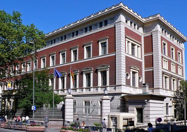 Almanya'nın İstanbul Başkonsolosluğu