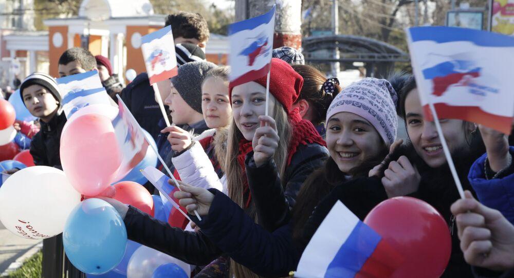 Kırım'ı Rusya'ya bağlayan tarihi referandumun 2. yıldönümü