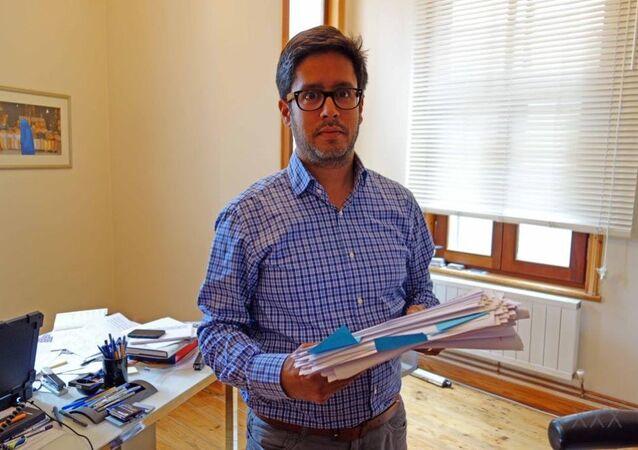 Spiegel Online'ın geri çektiği İstanbul muhabiri Hasnain Kazim