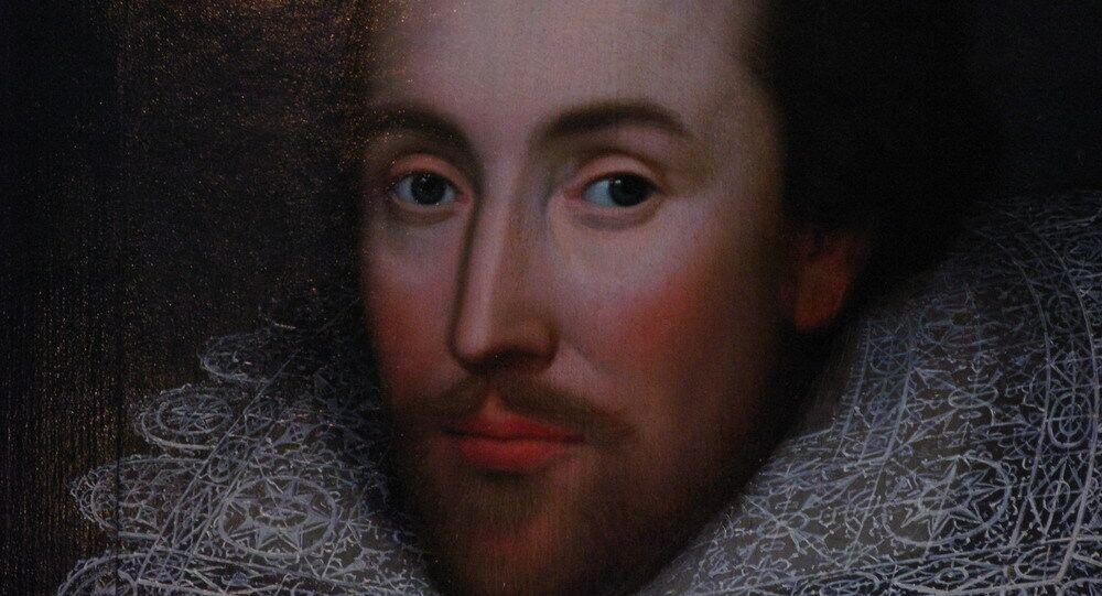 İngiliz edebiyatçı William Shakespeare