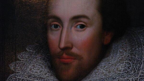 İngiliz edebiyatçı William Shakespeare - Sputnik Türkiye