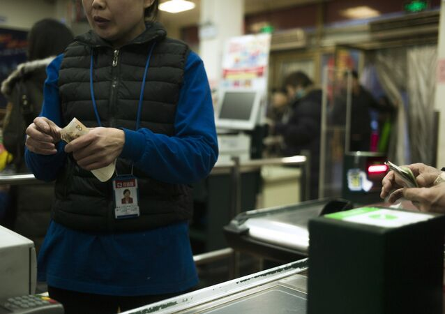 Çin- alışveriş- para