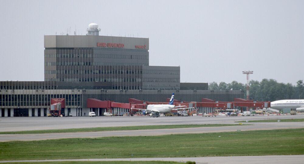 Şeremetyevo Havalimanı