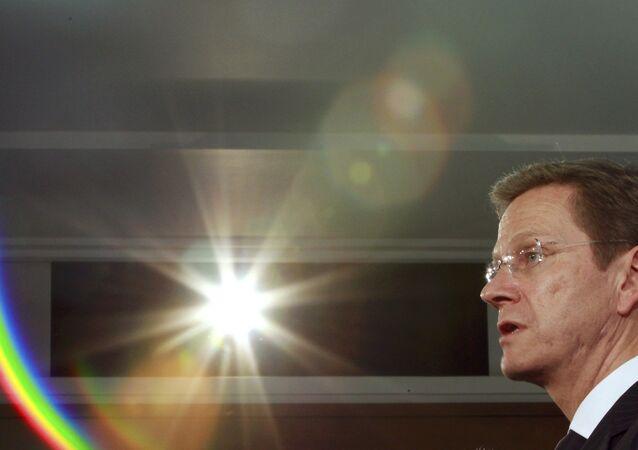 Eski Alman Dışişleri Bakanı Guido Westerwelle