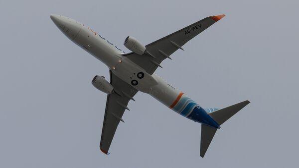 FlyDubai Boeing-737-800 - Sputnik Türkiye