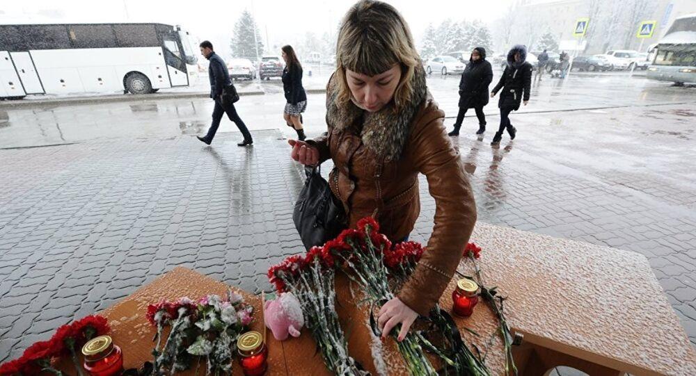 Rusya'da düşen uçakta ölmekten uyku sayesinde kurtuldu
