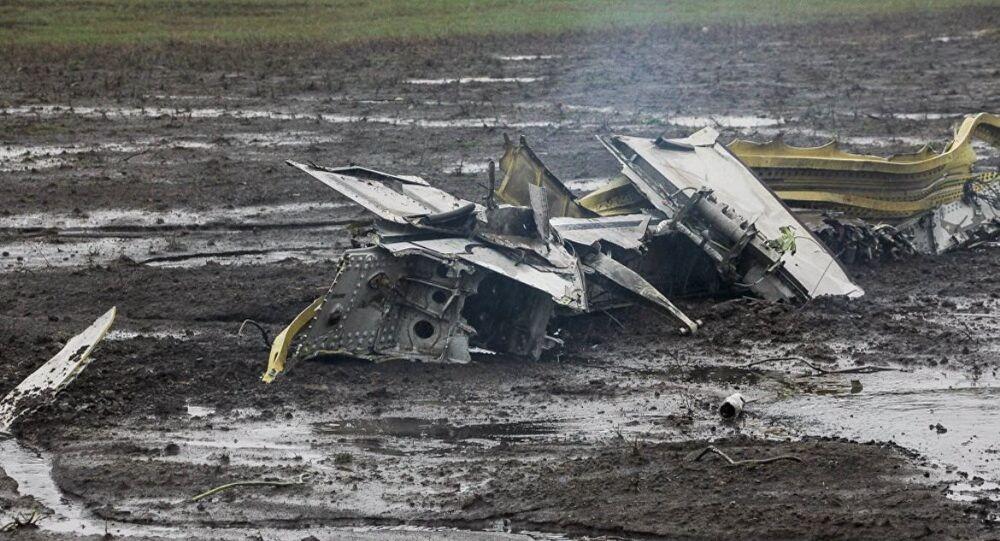 FZ981 sefer sayılı uçağın kara kutusu