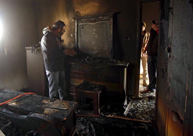 Ali Devabişe'nin öldüğü saldırının tek görgü tanıdığının evi kundaklandı