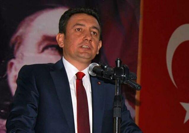 CHP Karaman İl Başkanı Avukat İsmail Atakan Ünver