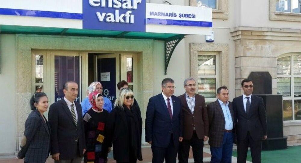 Karaman'daki çok sayıda öğrenciye tecavüz olayıyla irtibatlandırılan Ensar Vakfı'na AK Partili milletvekilinden destek geldi. AK Parti Muğla Milletvekili Nihat Öztürk Biz inadına Ensar Vakfı'na destek olmaya devam edeceğiz dedi.