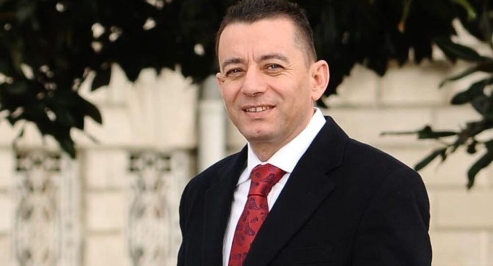 Sebahattin Zaim Üniversitesi Rektör Yardımcısı Prof. Dr. Bülent Arı
