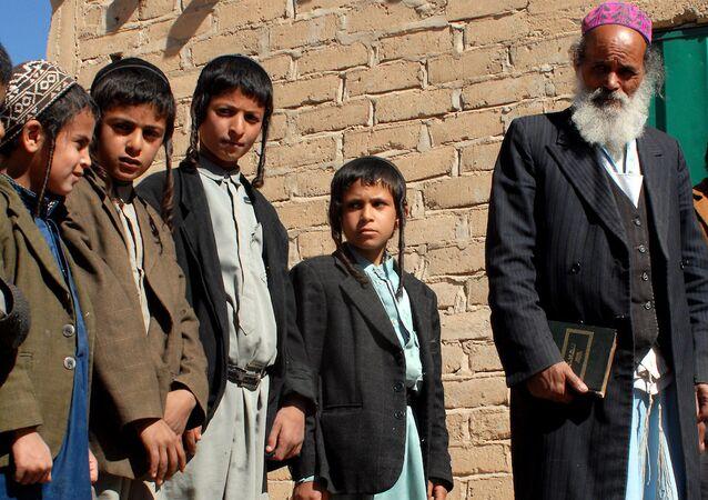 Yemen'de yaşayan Yahudiler