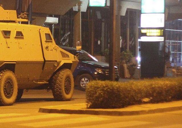 Mali silahlı saldırı