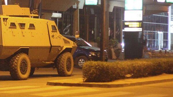Mali silahlı saldırı - Sputnik Türkiye