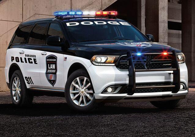 ABD ve Kanada'da polis görevlileri tarafından kullanılan  DodgeDurango SSV.