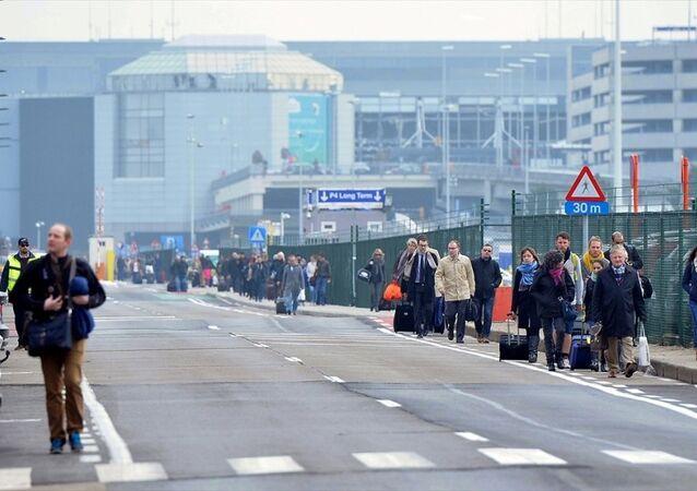 Brüksel Zaventem Havalimanı'nda patlama