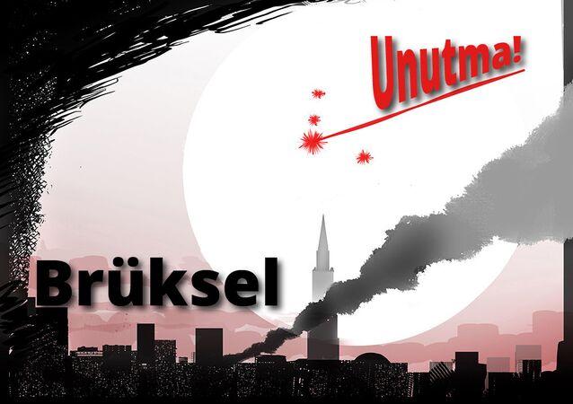 Brüksel'de patlamalar