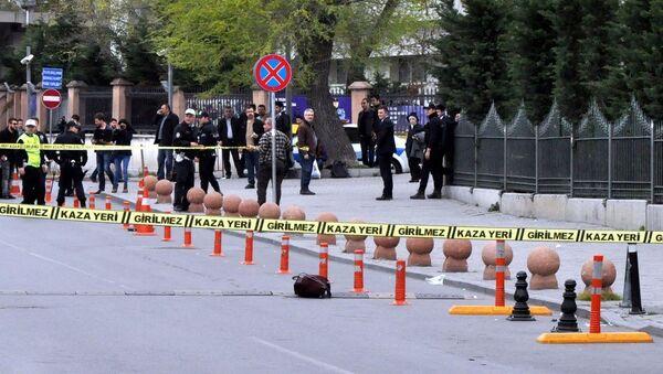 İstanbul Emniyet Müdürlüğü yanında bomba alarmı - Sputnik Türkiye