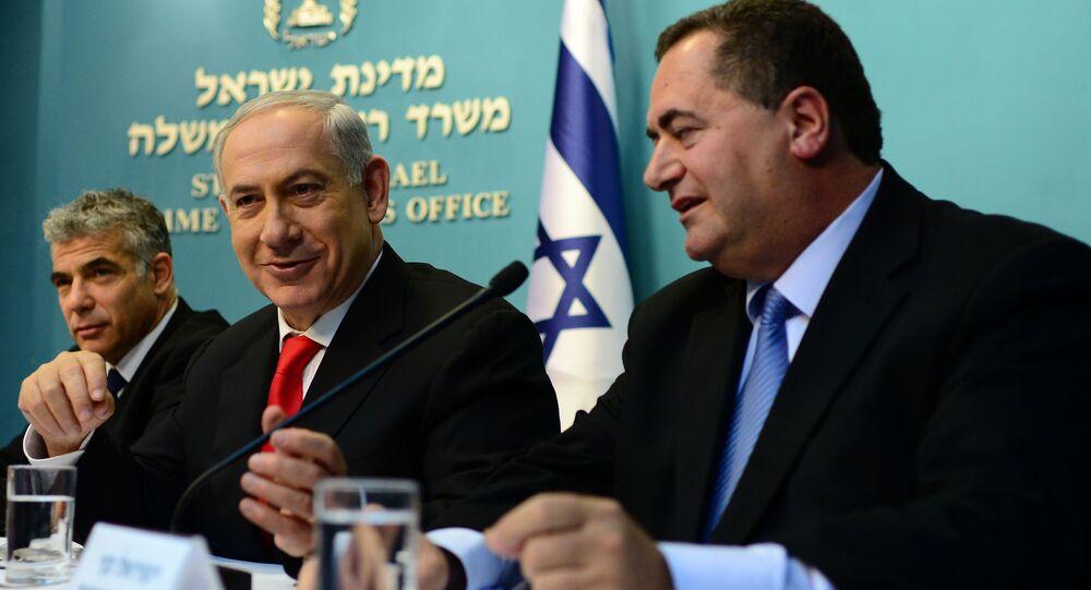 Benyamin Netanyahu - Yisrael Katz