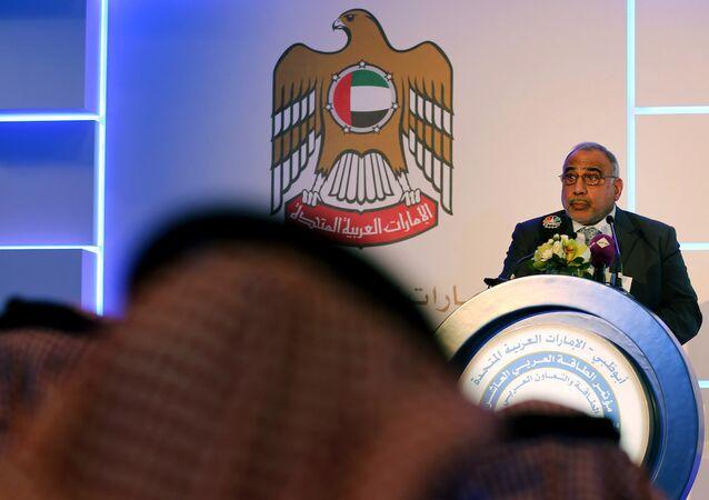 Irak Petrol Bakanı Adil Abdulmehdi