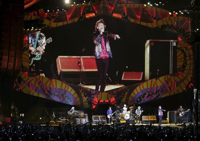 Havana'daki Rolling Stones konseri