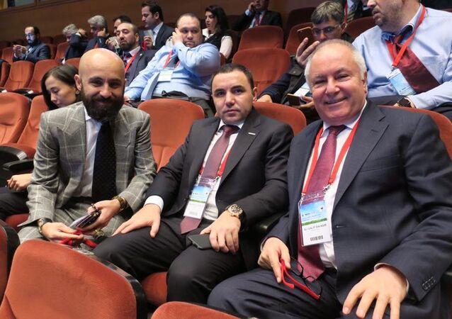 DTİK Avrasya Komitesi Başkanı Ali Galip Savaşır