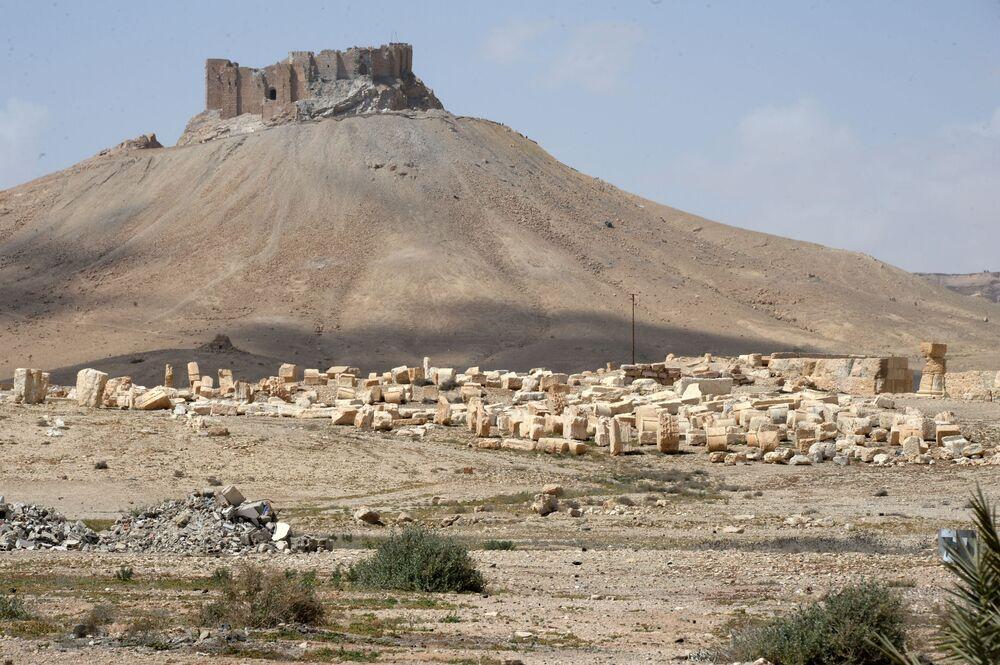 IŞİD'den sonra Palmira