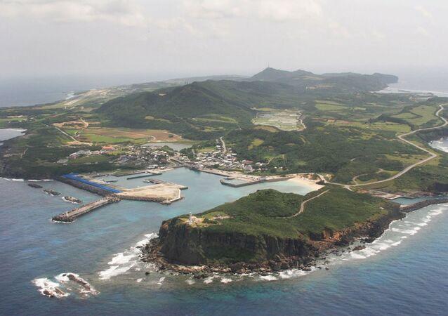 Yenaguni Adası