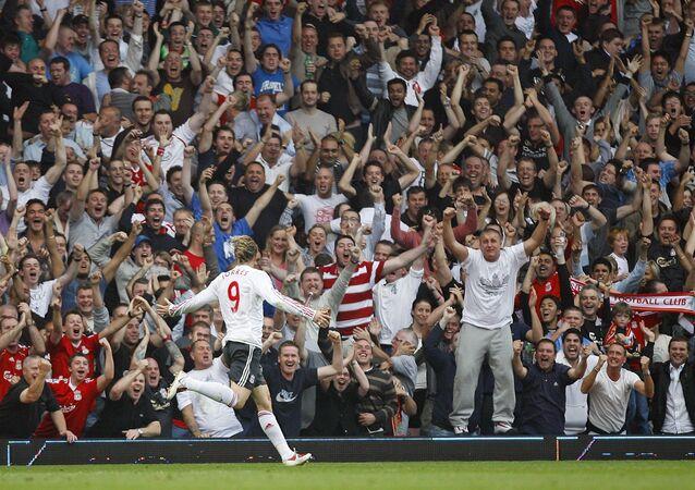 İngiltere - futbol - taraftar