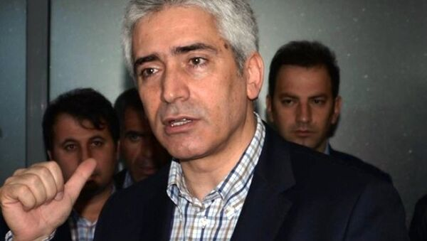 AK Parti Diyarbakır Milletvekili Galip Ensarioğlu - Sputnik Türkiye