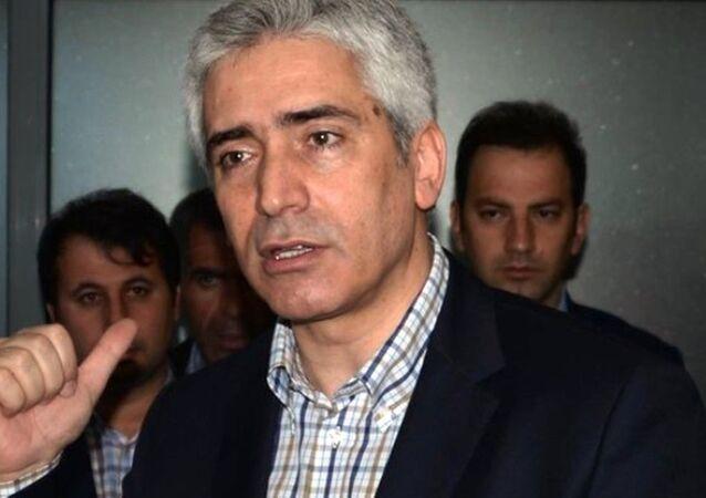 AK Parti Diyarbakır Milletvekili Galip Ensarioğlu