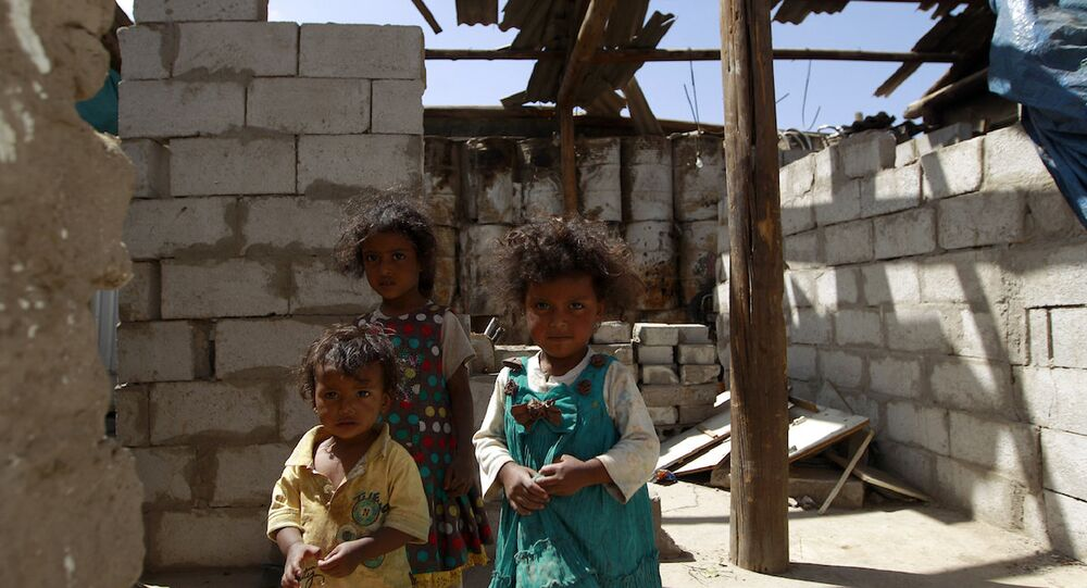 Yemen'deki savaşta 900'den fazla çocuk öldü