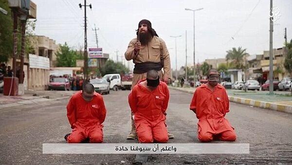 IŞİD - Peşmerge - Irak - Sputnik Türkiye
