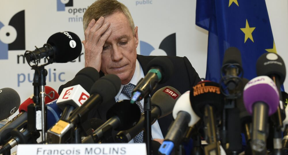 Fransa Terörle Mücadele Başsavcısı François Molins