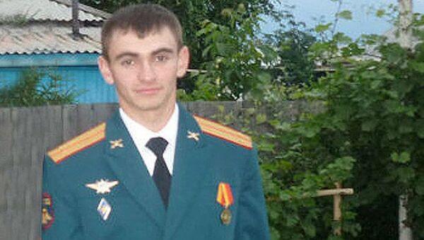 Rus Rambo - Aleksandr Prohorenko - Sputnik Türkiye