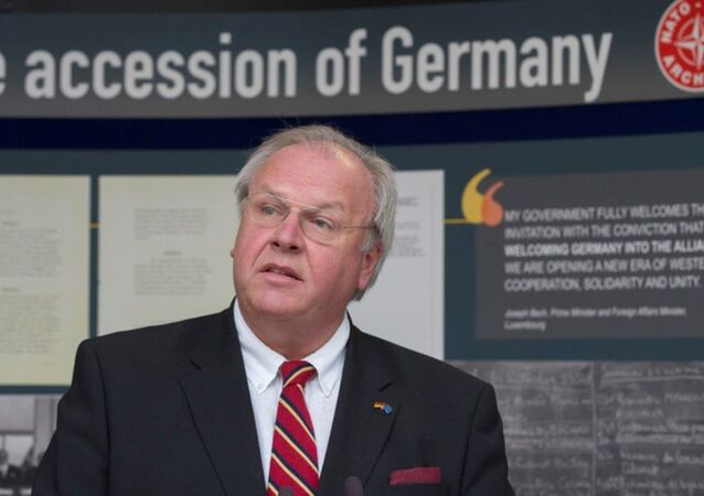 Almanya'nın Ankara Büyükelçisi Martin Erdmann
