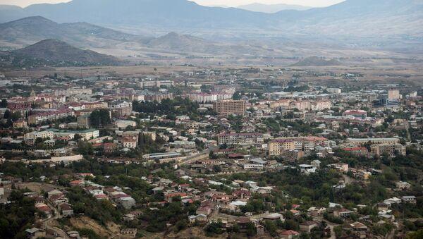 Stepanakert - Dağlık Karabağ - Sputnik Türkiye